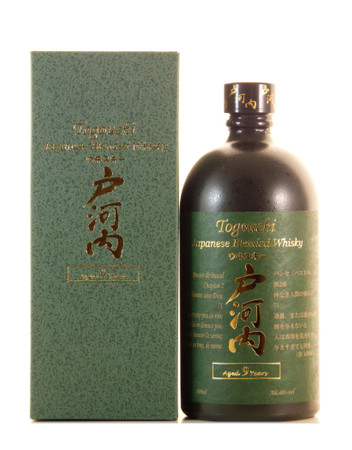Togouchi 9 Jahre Japan Blended Whisky 0,7l, alc. 40 Vol.-%