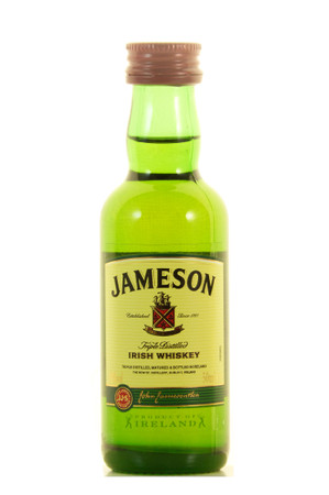 Jameson Irish Whiskey Miniatur 0,05l, alc. 40 Vol.-%