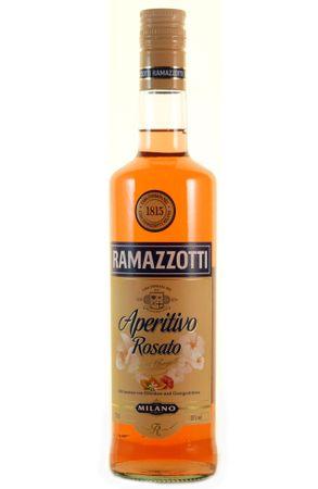 Ramazzotti Aperitivo Rosato 0,7l, alc. 15 Vol.-%, Aperitif Italien