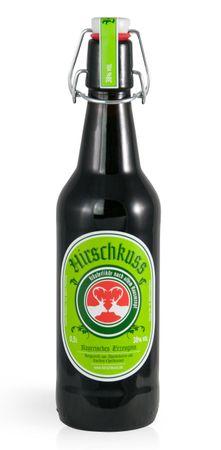 Hirschkuss Kräuterlikör 0,5l alc. 38 Vol.-%