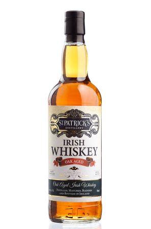St. Patrick's Irish Whiskey 0,7l, alc. 40 Vol.-%