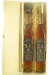 Waldviertler Roggenwhisky Holzkiste 2x0,5l, alc. 41 Vol.-%, Whisky Österreich 001