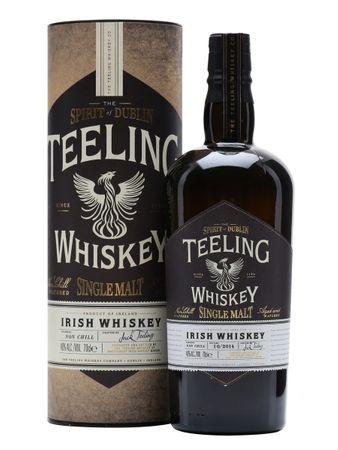 Teeling Single Malt Irish Whiskey 0,7l, alc. 46 Vol.-%