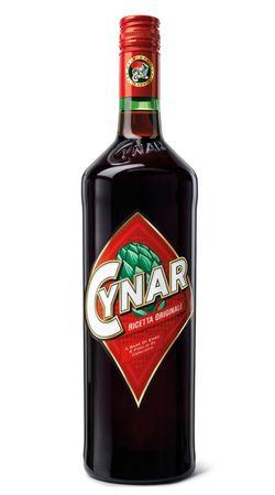 Cynar 0,7l, alc. 16,5 Vol.-%, Artischocken-Kräuterlikör Italien