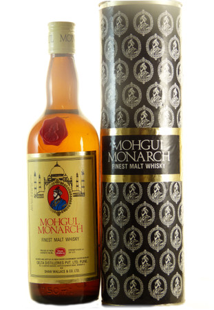 Mohgul Monarch Indien Blended Malt Whisky 0,7l, alc. 42,8 Vol.-%