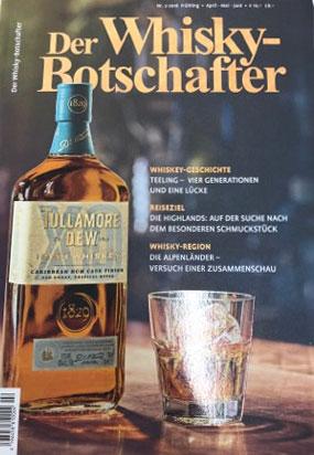 Der Whisky Botschafter 2-2018
