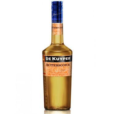De Kuyper Butterscotch 0,7l, alc. 15 Vol.-%, Karamelllikör