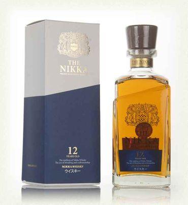Nikka 12 Jahre Premium Blend 0,7l, alc. 43 Vol.-%, Japan Blended Whisky