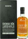 Mackmyra Svensk Rök Amerikansk Ek Swedish Single Malt Whisky 0,7l, alc. 46,1 Vol.-% 001
