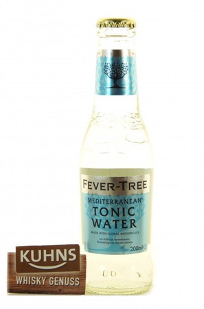 Fever-Tree Mediterranean Tonic Water 0,2l, Tonic Water England