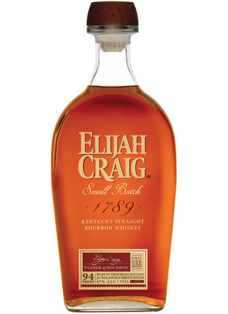 Elijah Craig Small Batch Kentucky Straight Bourbon Whiskey 0,7l, alc. 47 Vol.-%