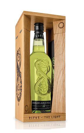 Highland Park 17 Jahre The Light Orkney Single Malt Scotch Whisky 0,7l, alc. 52,9 Vol.-%