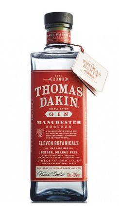 Thomas Dakin Small Batch Gin 0,7l, alc. 42 Vol.-%, Gin England