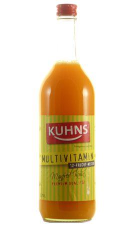 Kuhns Multivitaminsaft 0,75l