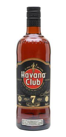 Havana Club Anos 7 Jahre 0,7l, alc. 40 Vol.-%, Rum Kuba