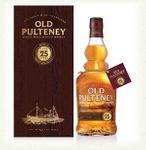 Old Pulteney 25 Jahre Highland Single Malt Scotch Whisky 0,7l, alc. 46 Vol.-% 001