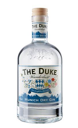 The Duke Wanderlust Gin 0,7l, alc. 47 Vol.-%, Gin Deutschland
