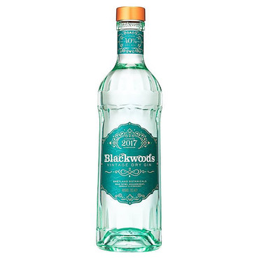 Blackwood's Vintage 2017 Dry Gin 0,7l, alc. 40 Vol.-%, Dry Gin Schottland
