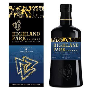 Highland Park Valknut Orkney Single Malt Scotch Whisky 0,7l, alc. 46,8 Vol.-%