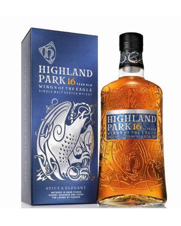 Highland Park 16 Jahre Wings of the Eagle Orkney Single Malt Scotch Whisky 0,7l, alc. 44,5 Vol.-%