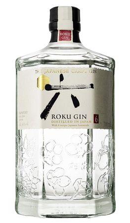 Roku Gin 0,7l, alc. 43 Vol.-%, Gin Japan