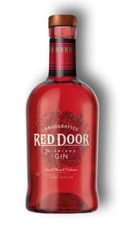 Red Door Small Batch Highland Gin 0,7l, alc. 45 Vol.-%, Gin Schottland