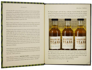 Writers Tears Copper Pot Irish Whiskey Mini-Set 3x0,05l, alc. 40 Vol.-%