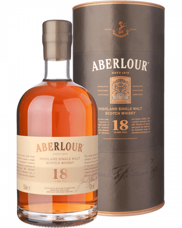 Aberlour 18 Jahre Speyside Single Malt Scotch Whisky 0,5l, alc. 43 Vol.-%