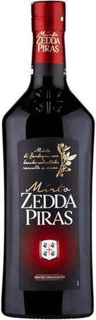 Zedda Piras Mirto Rosso 0,7l, alc. 32 Vol.-%, Myrte-Likör