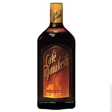 Cafe Marakesh Liquor 0,7l, alc. 23 Vol.-%, Kaffee-Likör