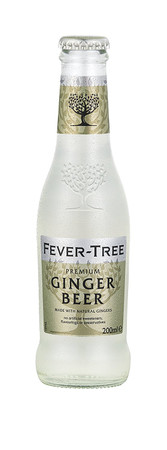 Fever-Tree Ginger Beer 0,2l, Limonade, England