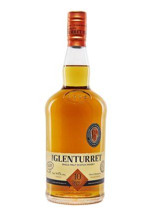 Glenturret 10 Jahre Highland Single Malt Scotch Whisky 0,7l, alc. 40 Vol.-%