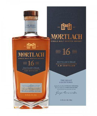 Mortlach 16 Jahre Speyside Single Malt Scotch Whisky 0,7l, 43,4 Vol.-%