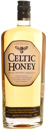 Celtic Honey Liqueur 0,7l, alc. 30 Vol.-%, Irland Whiskey Likör