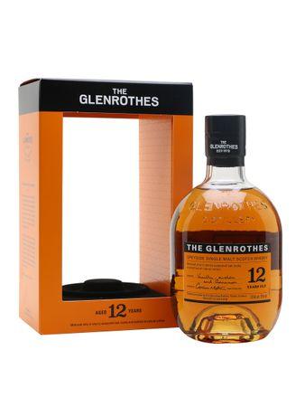 Glenrothes 12 Jahre Speyside Single Malt Scotch Whisky 0,7l, alc. 40 Vol.-%