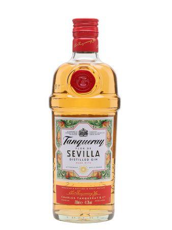Tanqueray Flor de Sevilla Distilled Gin 0,7l, alc. 41,3 Vol.-%, Gin England