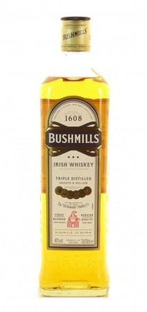 Bushmills Original Irish Whiskey 0,5l, alc. 40 Vol.-%