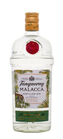 Tanqueray Malacca Gin 1,0l, alc. 41,3 Vol.-%, Gin England