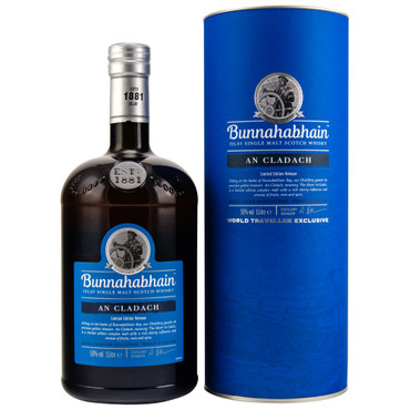Bunnahabhain An Cladach Islay Single Malt Scotch Whisky 1,0l, alc. 50 Vol.-%