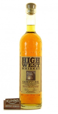 High West Campfire Whiskey 0,7l, alc. 46 Vol.-%, USA Blended Whiskey