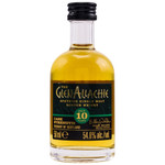 Glenallachie 10 Jahre Cask Strength Speyside Single Malt Scotch Whisky Miniatur 0,05l 001