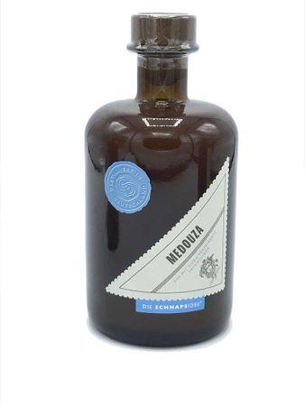 Medouza 0,5l, alc. 15 Vol.-%, Ouzo-Frucht-Schnaps