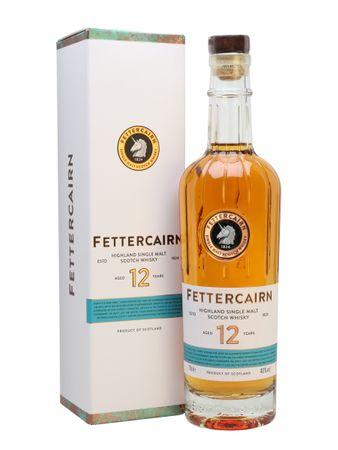 Fettercairn 12 Jahre Highland Single Malt Scotch Whisky 0,7l, alc. 40 Vol.-%