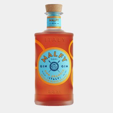 Malfy Con Arancia Gin 0,7l, alc. 41 Vol.-%, Gin Italien