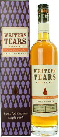 Writers Tears Cognac Cask Finish Irish Whiskey 0,7l, alc. 46 Vol.-%
