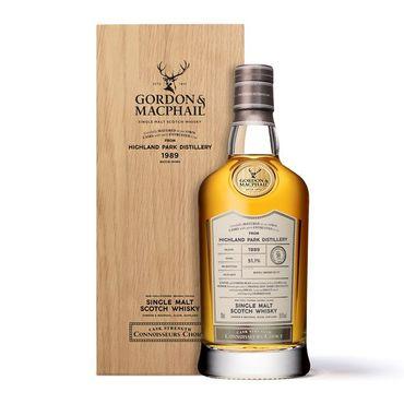 Highland Park 1989-2019 Gordon & McPhail Orkney Single Malt Scotch Whisky 0,7l alc. 51,1 Vol.-%