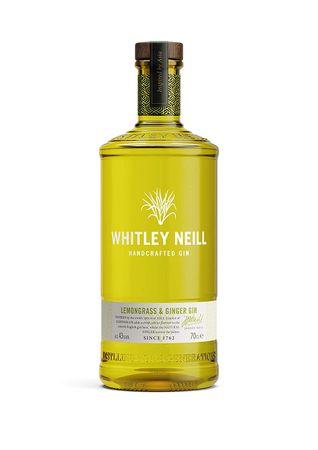 Whitley Neill Lemongrass & Ginger Gin 0,7l, alc. 43 Vol.-%, Gin England