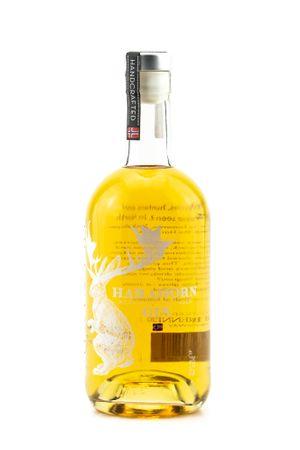 Harahorn Norwegian Cask Aged Gin 0,5l, alc. 41,7 Vol.-%, Gin Norwegen