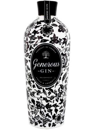 Generous Gin 0,7l, alc. 44 Vol.-%, Dry Gin Frankreich