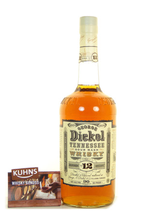 George Dickel No.12 Tennessee Whisky 1,0l, alc. 45 Vol.-%, USA Whisky
